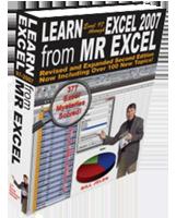 """""""Learn Excel 97-2007 from MrExcel"""" by Bill Jelen"""