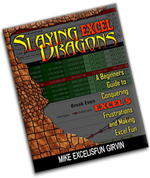 """Slaying Excel Dragons"" by Mike Girvin and Bill Jelen"""