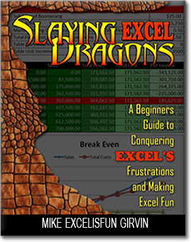 """Slaying Excel Dragons - by Mike Girvin and Bill Jelen"