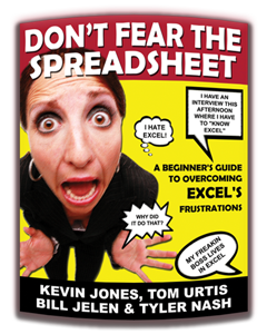 """Don't Fear The Spreadsheet"""