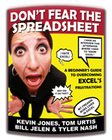 """Don't Fear The Spreadsheet"" - Available 1-June-2012!"