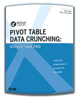 """Pivot Table Data Crunching: Microsoft 2010"" by Michael Alexander and Bill Jelen"