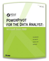 """PowerPivot For The Data Analyst"", by Bill Jelen"