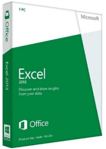 Boxed Edition Of Excel 2013
